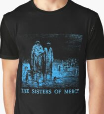 The Sisters Of Mercy - The Worlds End - Body and soul Graphic T-Shirt