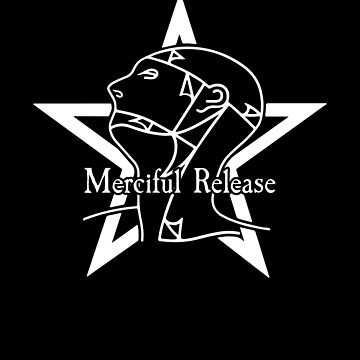The Sisters Of Mercy - The Worlds End - Merciful Release by createdezign
