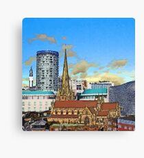 Birmingham Canvas Print