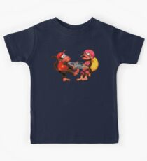Let go of the controller Kids Tee