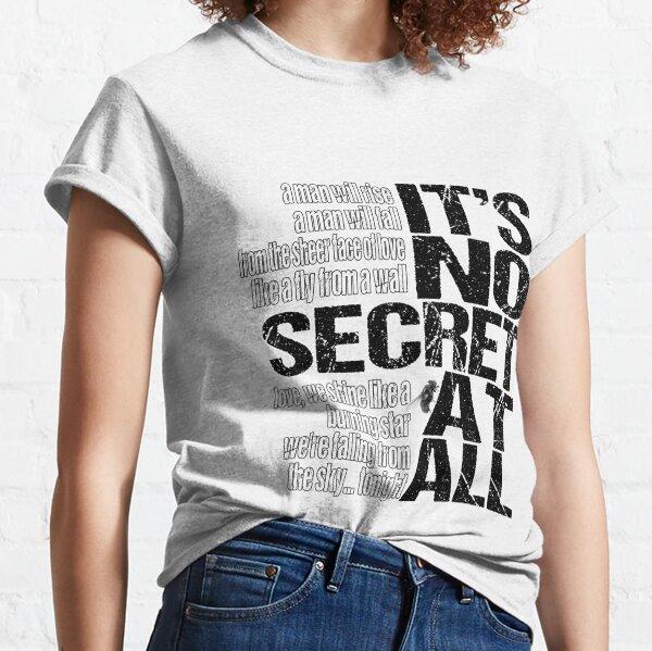u2 El secreto de la mosca Camiseta clásica
