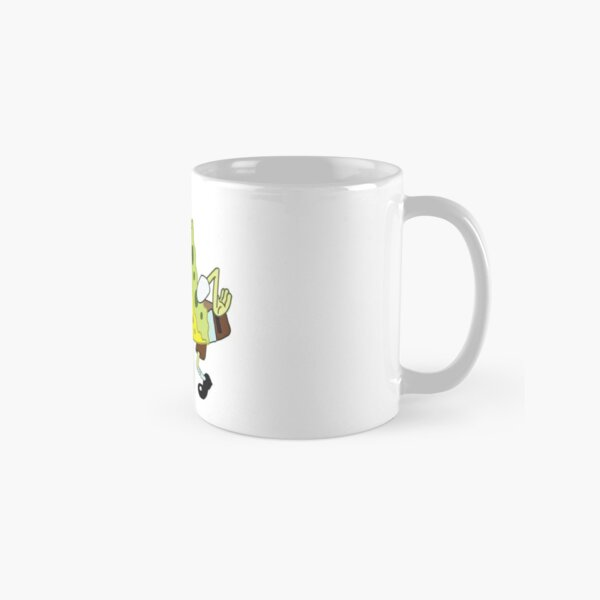 High Quality Spongebob Meme Classic Mug