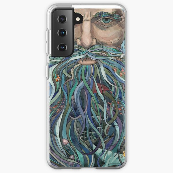 Old man Ocean Samsung Galaxy Soft Case