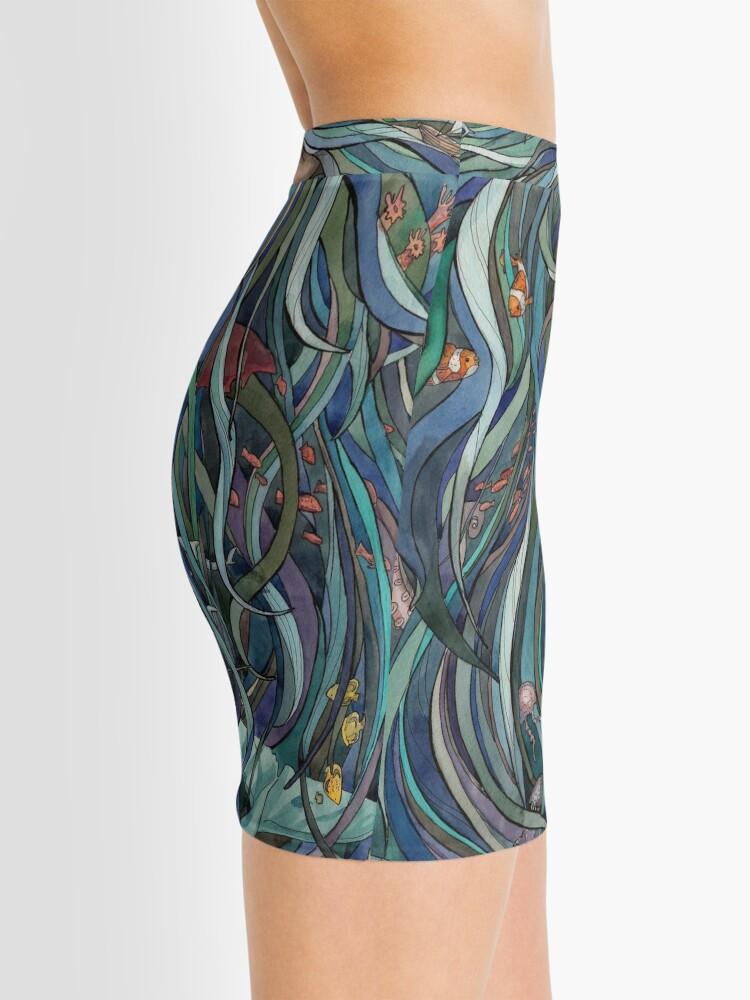 Alternate view of Old man Ocean Mini Skirt