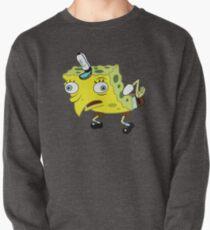 Qualität Spongebob Meme Sweatshirt