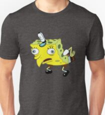 High Quality Spongebob Meme Unisex T-Shirt