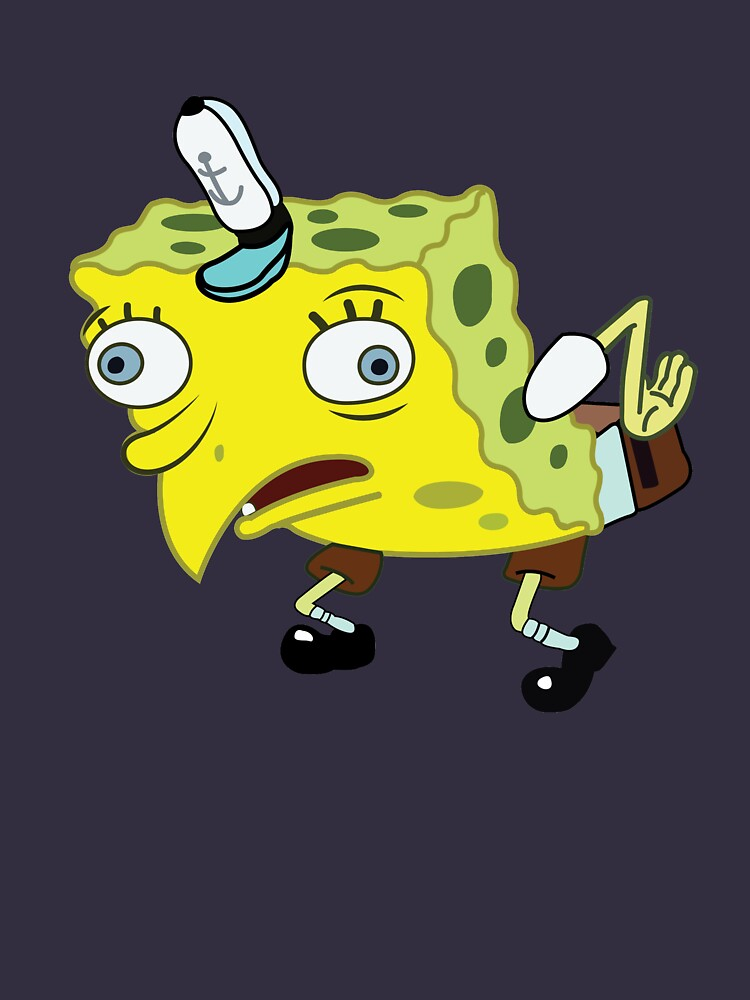 High Quality Spongebob Meme by lukepaccione