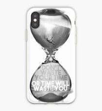 Muse Knights of Cydonia hourglass iPhone Case