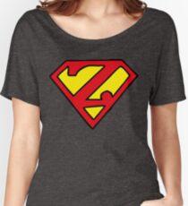 Super Z Women's Relaxed Fit T-Shirt