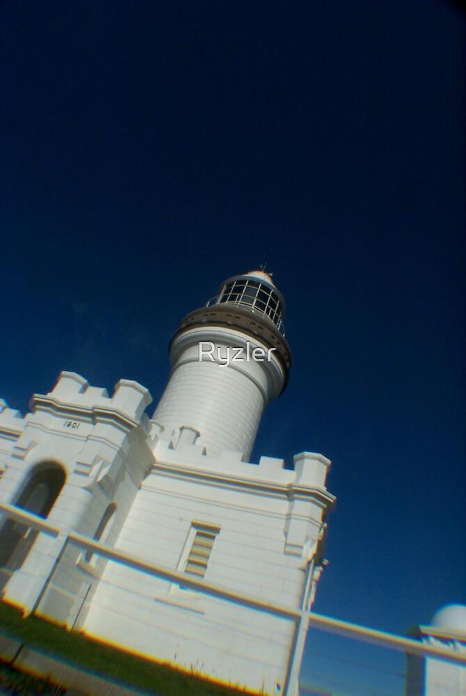 Light House by Ryzler