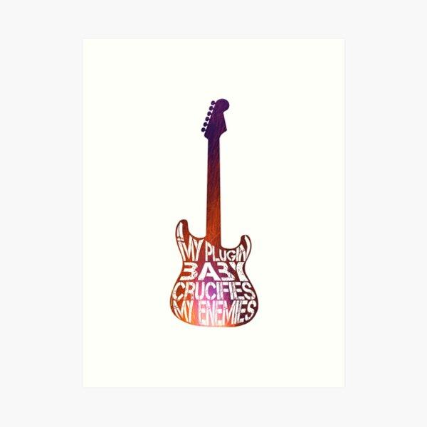 Muse Plugin Baby - guitar Impression artistique