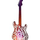 « Muse Plugin Baby - guitar » par clad63