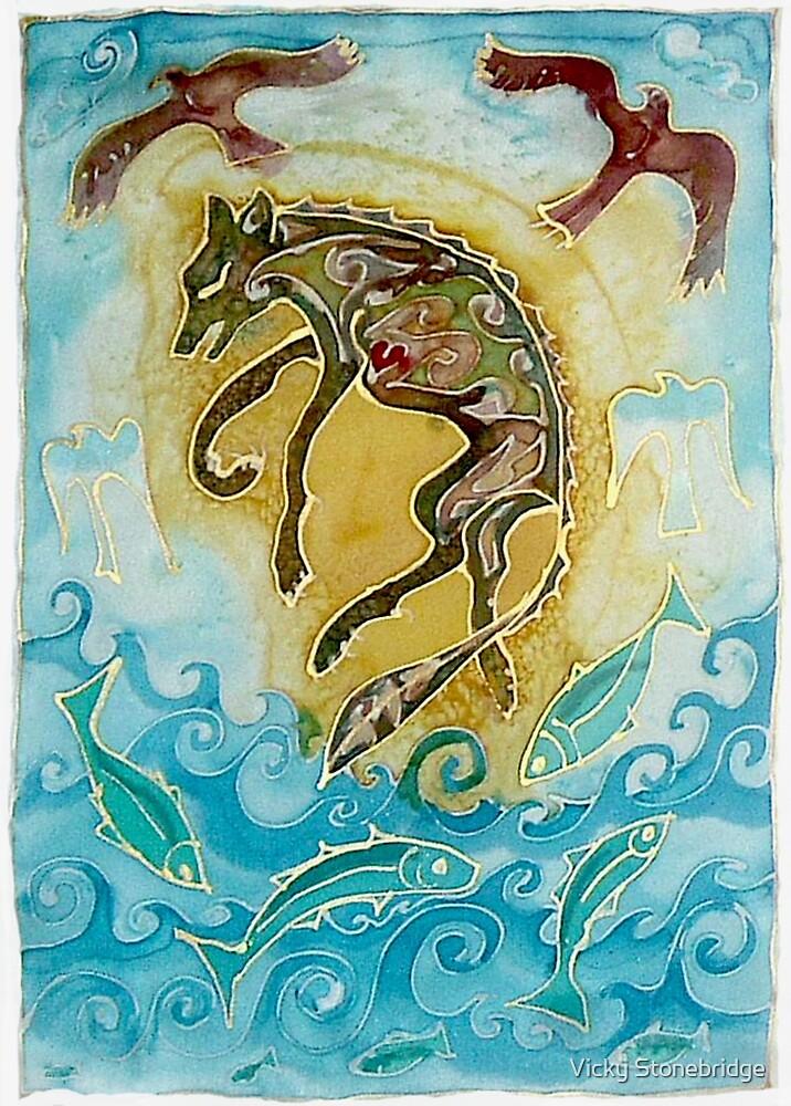Sea Wolf by Vicky Stonebridge