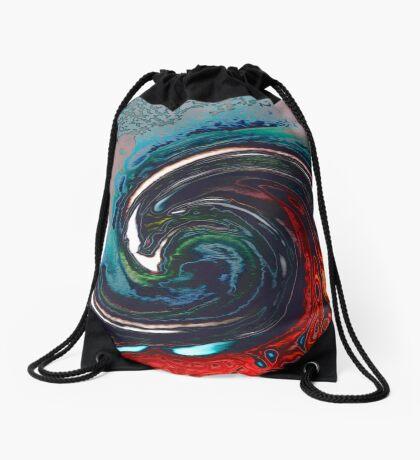 Wave 9 Drawstring Bag