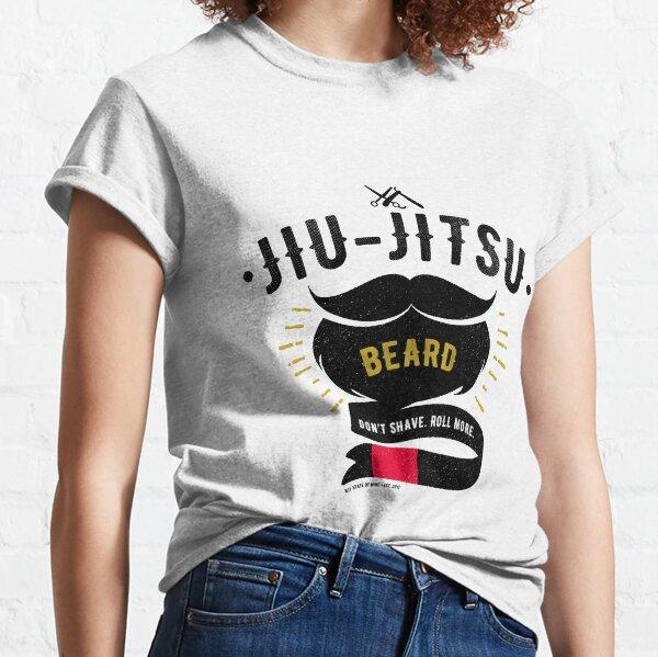 Jiu-jitsu beard Classic T-Shirt
