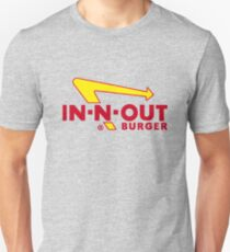 In n Out - Burger Unisex T-Shirt