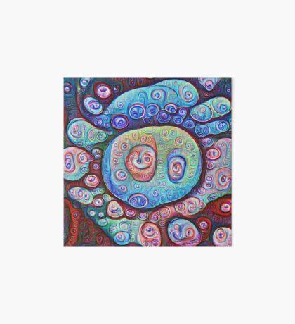 #DeepDream Ice 5x5K v1450338773 Art Board