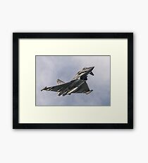 RAF Eurofighter Typhoon Framed Print