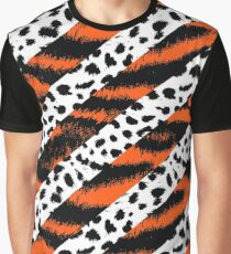Tigers and dalmatians Graphic T-Shirt