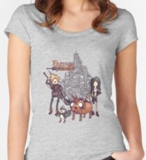 ff7 advent Women's Fitted Scoop T-Shirt