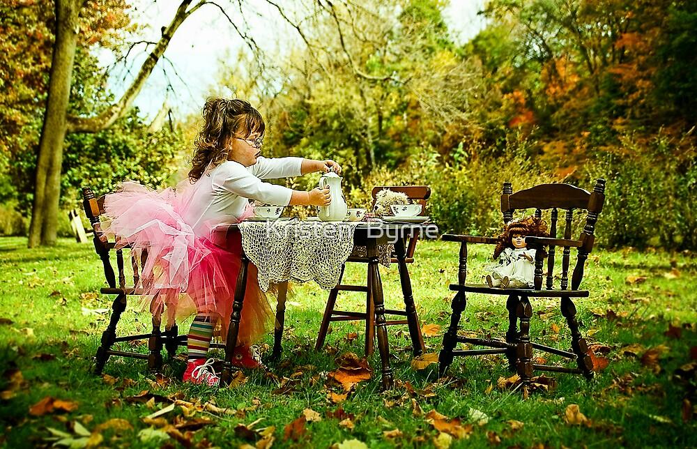Tea Party by Kristen  Byrne