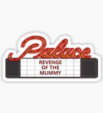 The Palace Theater Presents... Sticker