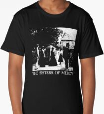 The Sisters of Mercy - The Worlds End - The Damage Done Long T-Shirt