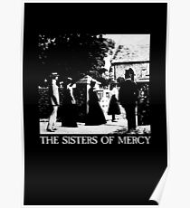 The Sisters of Mercy - The Worlds End - The Damage Done Poster