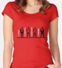 T2: Trainspotting 2 Women's Fitted Scoop T-Shirt