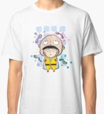 Mob Psycho and One Punch Man Classic T-Shirt