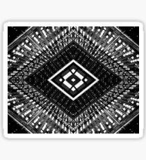 Mirrored - Recording Console Sticker