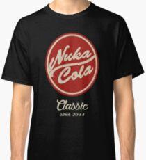 Nuka Cola Logo Parody Classic T-Shirt
