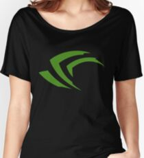 nvidia geforce experience Women's Relaxed Fit T-Shirt