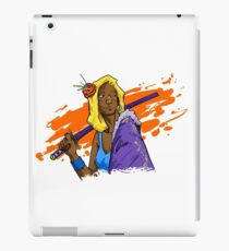 De vuelta a Tahití iPad Case/Skin