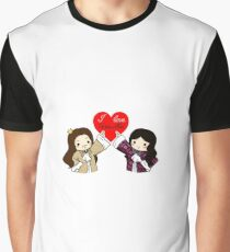Chibi Brothers love Versailles! Graphic T-Shirt