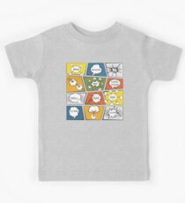 Reading Is My Super Power Well That And Flying for Comic Book & Graphic Novel Fans Kids Tee