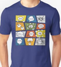 Reading Is My Super Power Well That And Flying for Comic Book & Graphic Novel Fans Unisex T-Shirt