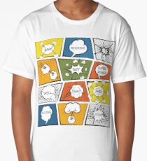 Reading Is My Super Power Well That And Flying for Comic Book & Graphic Novel Fans Long T-Shirt