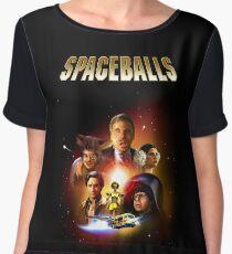 Spaceballs - Reworked Poster Chiffon Top