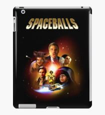 Spaceballs - Reworked Poster iPad Case/Skin