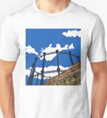 London Regent's Canal Gas Tower Unisex T-Shirt