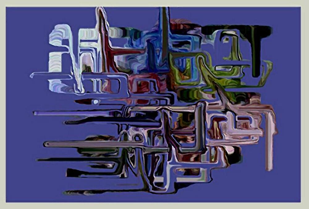 Glass by BOBMILLER