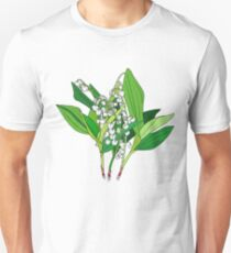 Lilly of the Valley Unisex T-Shirt