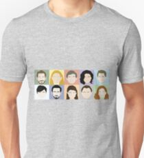 Once Upon A Cast  Unisex T-Shirt