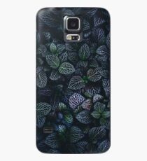Beautiful Photo of Forest Leaves Case/Skin for Samsung Galaxy
