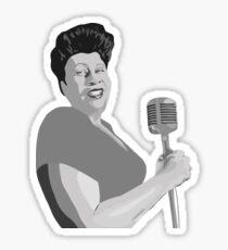 Ella Fitzgerald Sticker