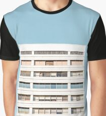 Stunning Downtown LA Highrise Building Graphic T-Shirt