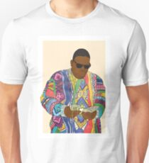 Biggie Smalls Illustration Unisex T-Shirt