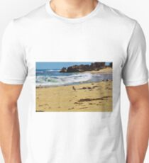 A Chick On The Beach Unisex T-Shirt