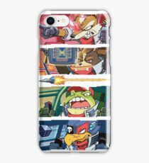 Star Muppets Fox iPhone Case/Skin